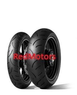 Anvelopa spate Dunlop Qualifier II 190/55R17 TL 75W Rear