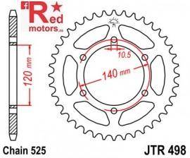 Foaie/pinion spate JTR498.45 525 cu 45 de dinti pentru Kawasaki W 650, ZR 750, ZX-6R 600, GSX-R 750