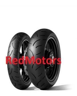 Set anvelope moto Dunlop Qualifier 2 120/70/17 58W + 180/55/17 73W
