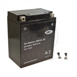 Acumulator/baterie moto cu gel JMT YB14L-A2