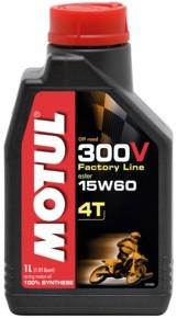 Poze Ulei Motor Motul - 300V 4T Factory Line 15W60 Off Road