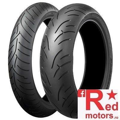 Anvelopa/cauciuc moto spate Bridgestone BT023 GT (72W) TL Rear 170/60R17 Z