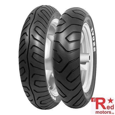 Anvelopa/cauciuc moto spate Pirelli Evo 21 / Evo 22 140/60 R13 M/C 63P TL