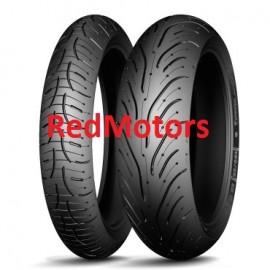 Set anvelope moto Michelin Pilot Road 4 120/70/17 58W 190/50/17 73W