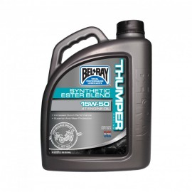 Poze Ulei de motor BEL-RAY Thumper Racing Syn Ester Blend 4T Engine Oil 15W-50