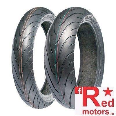 Anvelopa/cauciuc moto spate Michelin Pilot Road 2 180/55-17 73W TL