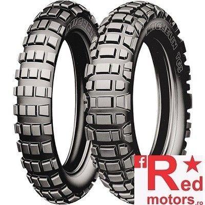 Anvelopa/cauciuc moto spate Michelin T63 130/80-17 65S TT