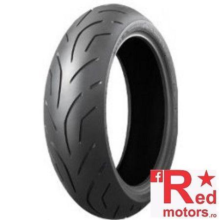 Anvelopa moto spate Bridgestone S20 RJ (73W) TL Rear 180/55R17 W