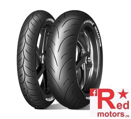 Anvelopa moto spate Dunlop Qualifier 180/55ZR17 R TL 73W TL