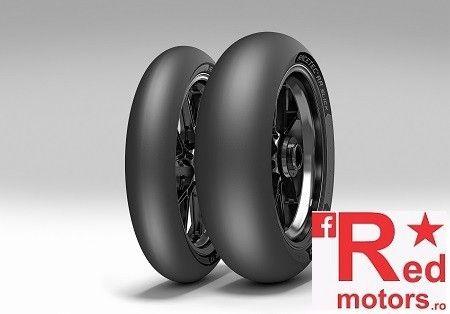 Anvelopa moto spate Metzeler RACETEC RR K2SLICK NHS TL Rear 180/60R17 MED./HARD