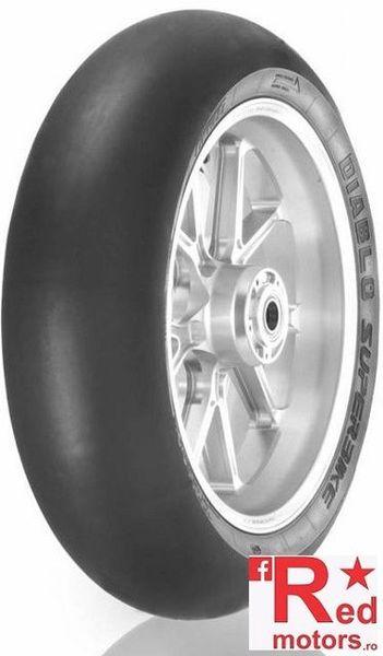 Anvelopa moto spate Pirelli SC3 DIABLO SUPERBIKE TL Rear 180/60R17 HARD
