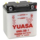 Acumulator moto TOPLITE YUASA - 6N6-3B-1 (CU INTR., NU INCL. ACID)