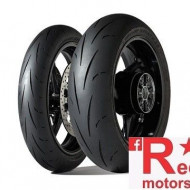 Anvelopa moto spate Dunlop GP Racer D211 160/60ZR17 R TL 69W TL