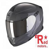 Casca moto integrala flip-up Scorpion EXO 920 Cement Grey