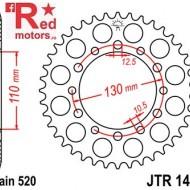Foaie/pinion spate JTR1486.41 520 cu 41 de dinti pentru Kawasaki EL 252, ER 500, GPZ 500