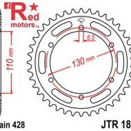 Foaie/pinion spate JTR1870.44 428 cu 44 de dinti pentru Yamaha TZR 125, YBR 250
