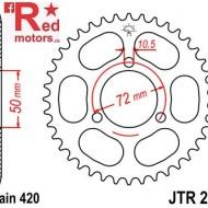 Foaie/pinion spate JTR216.37 420 cu 37 de dinti pentru Honda NSR 50