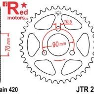 Foaie/pinion spate JTR239.48 420 cu 48 de dinti pentru Honda MB 80, 50