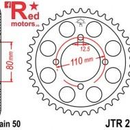 Foaie/pinion spate JTR284.40 530 cu 40 de dinti pentru Honda CB 650, Honda CB 750