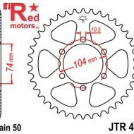 Foaie/pinion spate JTR481.40 530 cu 40 de dinti pentru Kawasaki Z 400, Z 650