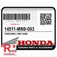 Patina intinzator lant distributie OEM original Honda NX650 1988-1999, Honda FMX650 2005-2007, Honda SLR650 1997, 1998
