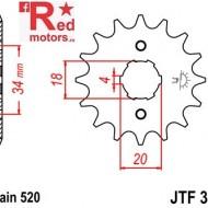 Pinion fata JTF 328 cu 15 dinti