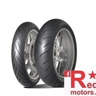 Set anvelope/cauciucuri moto Dunlop Roadsmart II 120/70 R17 58W + 170/60 R17 72W