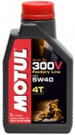Ulei Motor Motul - 300V 4T Factory Line 5W40 Off Road