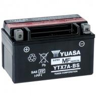 Acumulator motocicleta YUASA YTX7A-BS