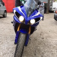 Yamaha YZF R1 - 2012