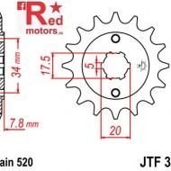 Pinion fata JTF 327 cu 15 dinti