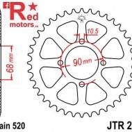 Foaie/pinion spate JTR243.42 520 cu 42 de dinti pentru Honda MTX 200