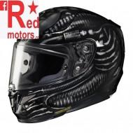 Casca moto integrala HJC RPHA 11 Aliens Fox