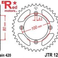 Foaie/pinion spate JTR1214.46 420 cu 46 de dinti pentru Honda CR 80, CRF 70, XR 70, XR 80