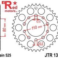 Foaie/pinion spate JTR1332.47 525 cu 47 de dinti pentru Honda CB 450, CB 500