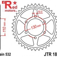 Foaie/pinion spate JTR1875.48 532 cu 48 de dinti pentru Yamaha YZF-R6 600