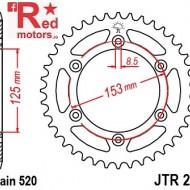 Foaie/pinion spate JTR210.49 520 cu 49 de dinti pentru HM-Moto