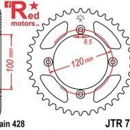 Foaie/pinion spate JTR798.48 428 cu 48 de dinti pentru Suzuki RM 80, RM 85
