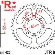 Foaie/pinion spate JTR801.33 420 cu 33 de dinti pentru Kawasaki AE 50, AR 80, KLX 110