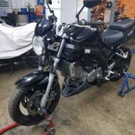 Motocicleta Suzuki Sv650 - 2006