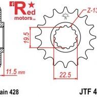 Pinion fata JTF 409 cu 15 dinti