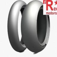 Set anvelope/cauciucuri moto Michelin Power SLICK 2 120/70ZR17 58W + 200/55ZR17 78W