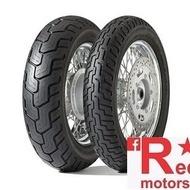 Anvelopa/cauciuc moto spate Dunlop D404 150/80B16 R TL 71H TL
