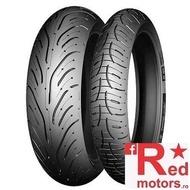 Anvelopa/cauciuc moto spate Michelin Pilot Road 4 TRAIL 170/60-17 72V TL