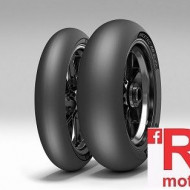 Anvelopa moto spate Metzeler RACETEC RR K1SLICK NHS TL Rear 180/60R17 MEDIUM