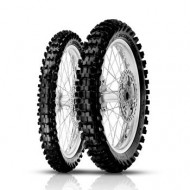 ANVELOPE PIRELLI SCORPION MX MID SOFT: 80/100-21 (51M) + 100/90-19 (57M) (PI1662500 + PI1662600)