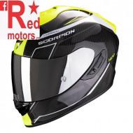 Casca moto integrala Scorpion Exo-1400 Air Carbon Beaux