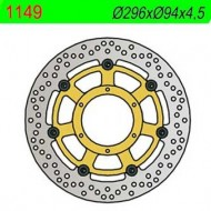 DISC FRANA (FATA) NG1149 - HONDA CBF 600N 08-L / R