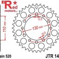 Foaie/pinion spate JTR1486.44 520 cu 44 de dinti pentru Kawasaki EL 252, ER 500, GPZ 500