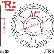 Foaie/pinion spate JTR488.41 530 cu 41 de dinti pentru Kawasaki Z 400, Z 550, Z 650, ZRX 1200